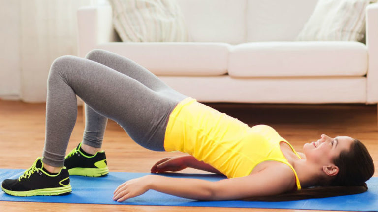 Exercises to Reduce Your Hips