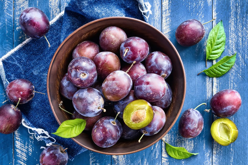 Benefits of Plums For Natural Weight Loss