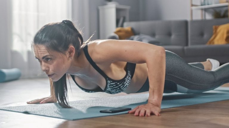 20 Methods to Make Your Exercises Tougher (and Higher) at Residence