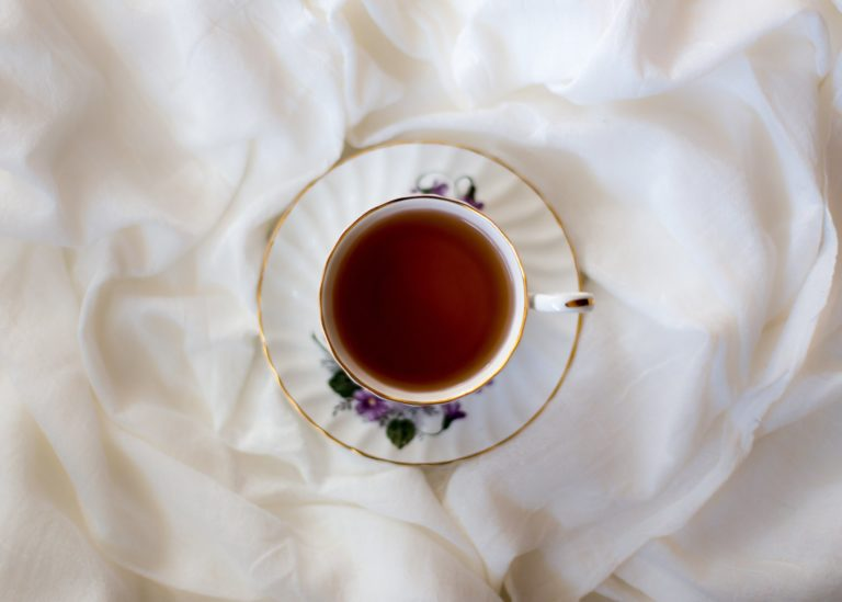 Beating the bulge with a pleasant cup of tea