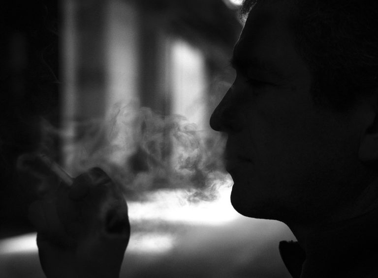 Smoking related to elevated threat of COVID-19 signs